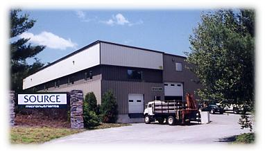 photo of SOURCE plant in Brunswick, ME