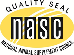 NASC, audited and certified to display the NASC Quality Seal.